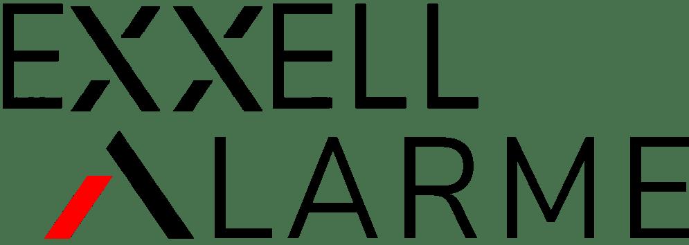 Logo Exxell Alarme